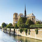 Notre-Dame auf der Île de la Cité