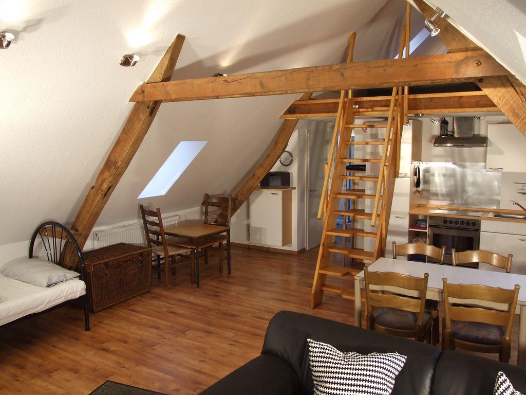 Apartment im alten Bauernhaus