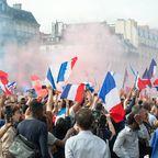 Häufigste Fußball-Weltmeister: Frankreich