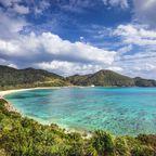 Tokashiki Insel in Okinawa