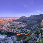 Älteste Städte der Welt – Subsahara-Afrika: Kapstadt