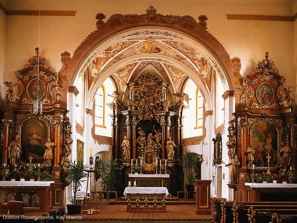 Wallfahrtskirche Sankt Salvatore