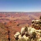 Grand Canyon Juni 2013