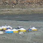 Raststätte auf dem Weg nach Ladakh
