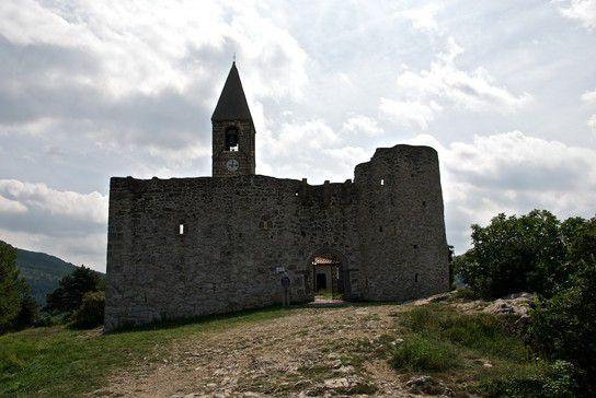 Wehrkirche in Hrastovlje