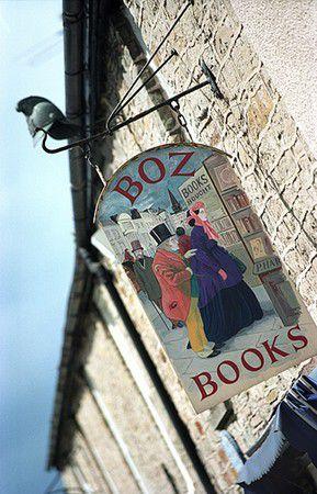 Bücherstadt Hay-on-Wye