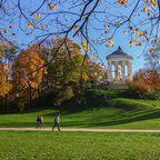 Die grüne Lunge Münchens: Der Englische Garten