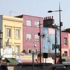 Camden High Street, London, England