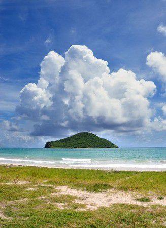 Cloudy Island