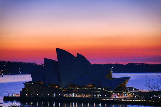 Sydneys Traumkulisse