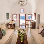 Beliebteste Airbnb-Unterkünfte, Platz 3: Santorini, Griechenland