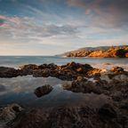 Küste der Insel Elba
