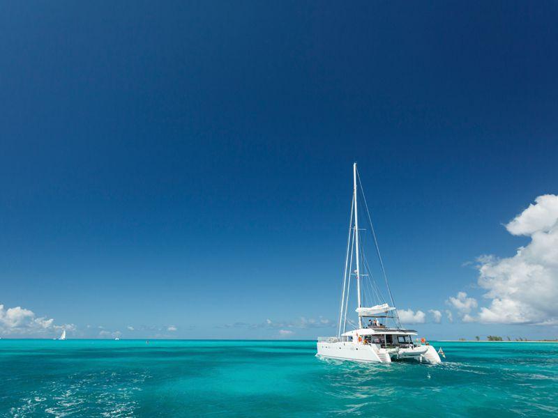 Inselhüpfen auf den Britischen Jungferninseln in der Karibik gilt als Geheimtipp.