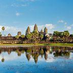 Die schönsten Reiseziele für Alleinreisende: Kambodscha