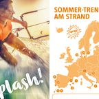 Sommer-Trends am Strand
