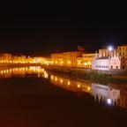 Pisa: Nacht am Arno, Santa Maria della Spina