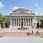 Die Bibliothek der Columbia University