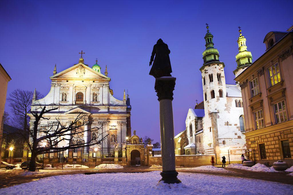 Peter-und-Paul-Kirche in Krakau