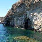 maltesische Küste