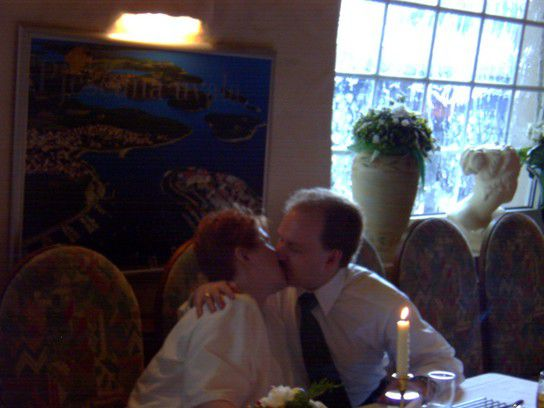 Unsere Hochzeitsfeier