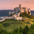 Top-Sehenswürdigkeiten Tschechien & Slowakei: Zipser Burg