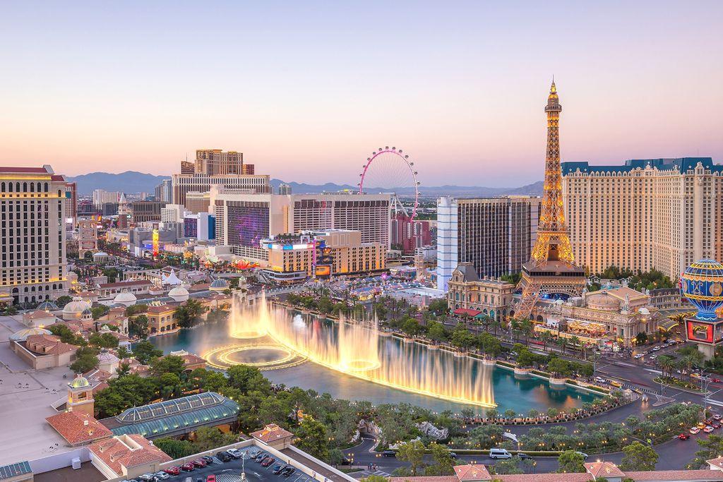 Warum Las Vegas?