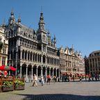 Platz 10: In Brüssel leuchten 21 Michelin-Sterne