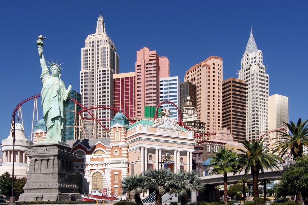 Las Vegas: Beste Reisezeit & Wetter