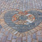 Heart of Midlothian auf der Royal Mile
