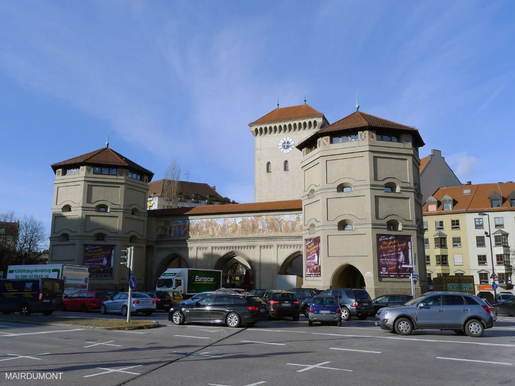 Isartorplatz