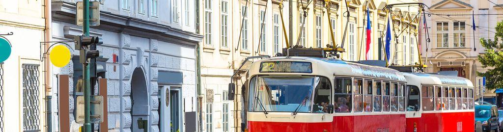 Prager Straßenbahn