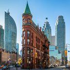 Top-Ziele 2019 für Fernreisen, Platz 3: Toronto