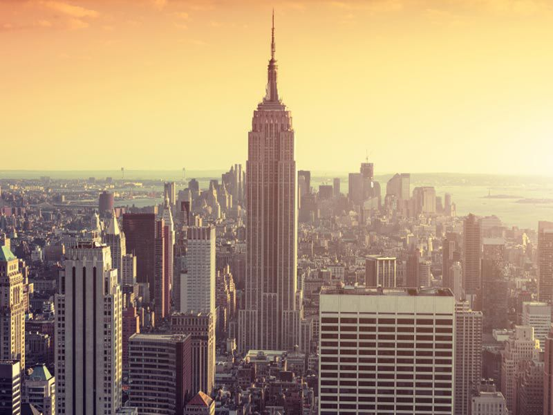 Mehr als 11 Millionen Menschen wollten 2013 New York besuchen.
