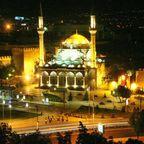 Nachts an der Moschee - Kayseri