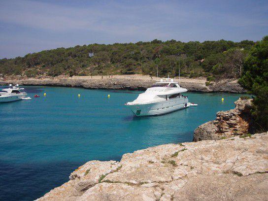 Bucht au Mallorca
