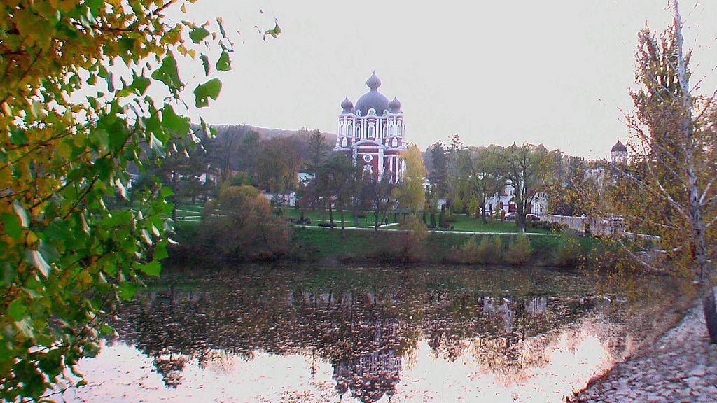 Kloster Curchi