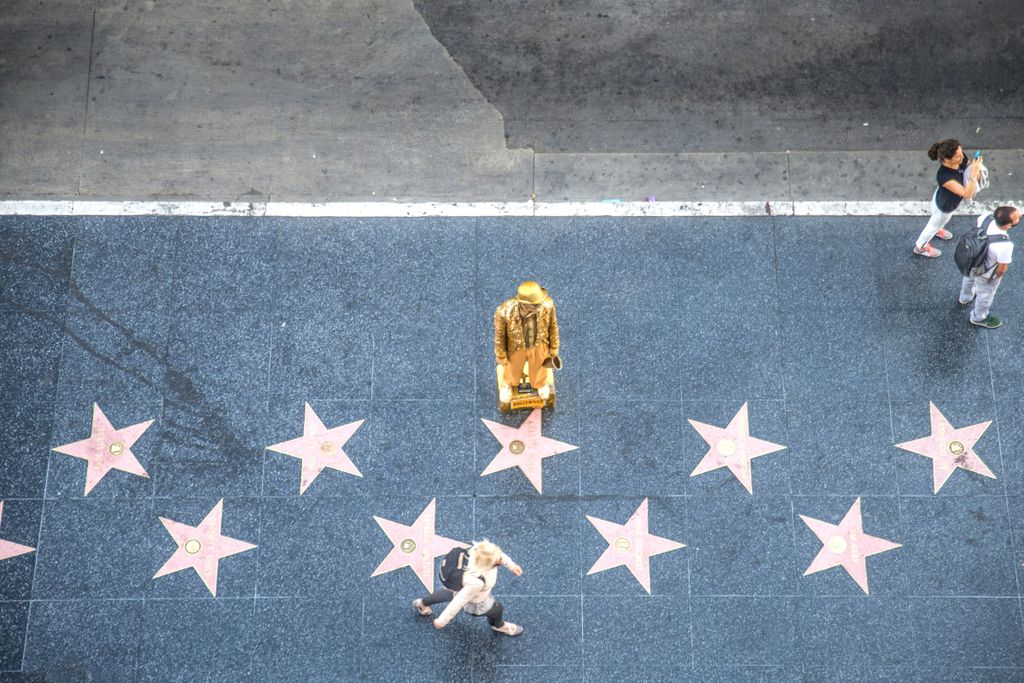 Kaliforniens Top-Sehenswürdigkeiten: Hollywood
