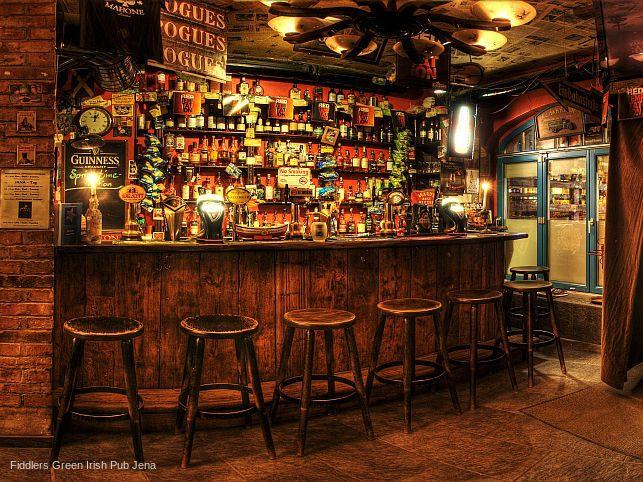 Fiddlers Green Irish Pub Jena