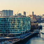 Ausblick auf die Themse