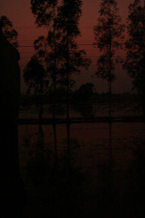 Sunset, Ayutthaya