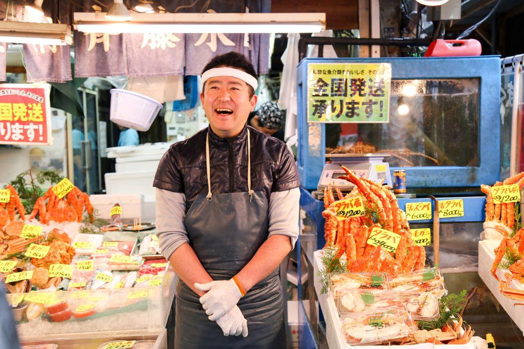 Top 10 Sehenswürdigkeiten in Tokio: Neuer Fischmarkt
