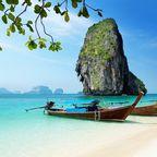 Thailand: Paradiesische Strände, gutes Essen, aufregende Festivals