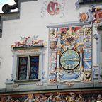 Meersburg mit seinem alten Rathaus ist eines der schönsten Ausflugsziele am Bodensee.