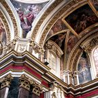 Ein Dom mit Caravaggios Meisterwerk