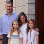 Auch König Felipe VI. von Spanien