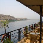 Nilkreuzfahrt stromabwärts