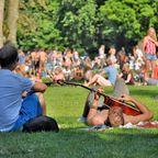 Sommertag im Vondelpark
