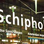 Der Amsterdamer Flughafen Schiphol