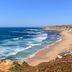 Bodyboarden an Portugals Küste