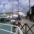 Hafen von Antigua